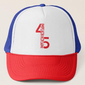 IMPEACH #45 RESIST TRUCKER HAT