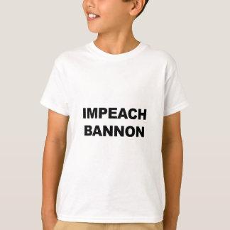 IMPEACH BANNON T-Shirt