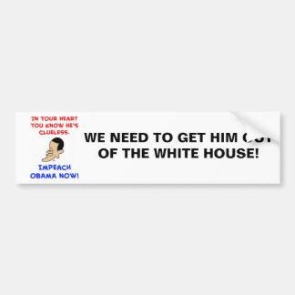 Impeach Bumper Stickers
