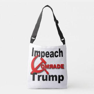 Impeach Comrade Trump Crossbody Bag