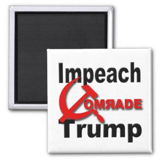 Impeach Comrade Trump Magnet