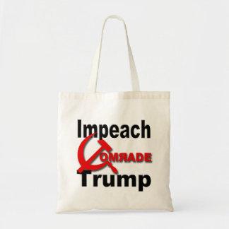 Impeach Comrade Trump Tote Bag