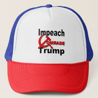 Impeach Comrade Trump Trucker Hat