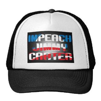 Impeach Jimmy Carter Mesh Hat