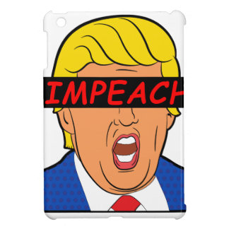 IMPEACH TRUMP 2017 iPad MINI COVER