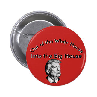 Impeach Trump 6 Cm Round Badge