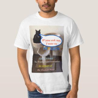 ImPEACH TRUMP ADMINISTRATION T-Shirt