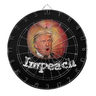 Impeach Trump Dart Board