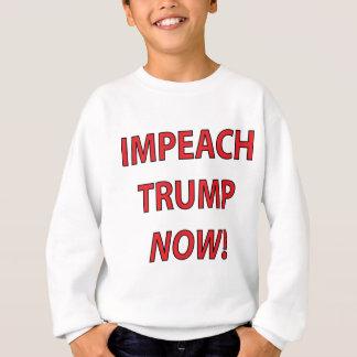 IMPEACH TRUMP NOW! SWEATSHIRT