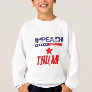 Impeach Trump (patriotic variation) Sweatshirt