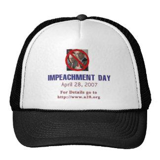 Impeachment Day Cap