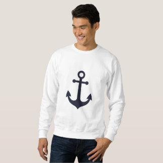 Impediment anchor sweatshirt