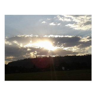 Imperani Sunset Postcard