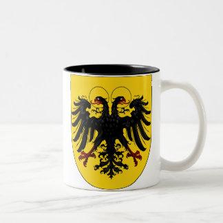 Imperator Romanum Sacrum Two-Tone Coffee Mug