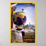 Imperial Airways Globe