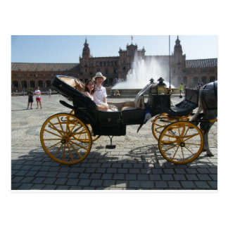Imperial Carriage Postcard