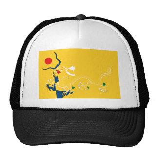 imperial-china-Flag Cap