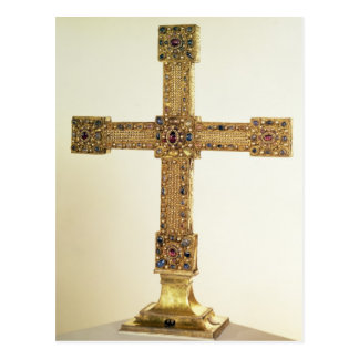 Imperial Cross of the Holy Roman Empire Postcard