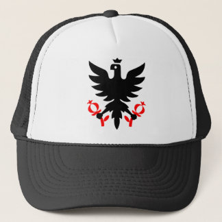 Imperial Eagle of the Seal of Bogota, Colombia. Trucker Hat