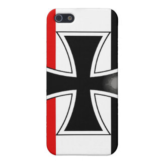 Imperial German Flag Case For iPhone 5/5S
