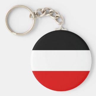 Imperial German Flag - Deutsches Kaiserreich Key Ring