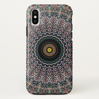 Imperial Mandala iPhone X Case