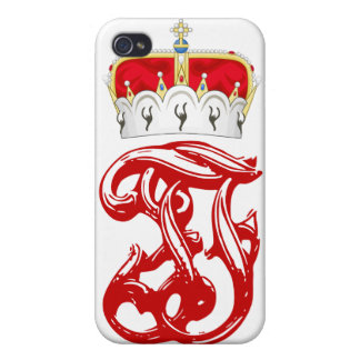 Imperial Monogram of Arch Duke Franz Ferdinand Cases For iPhone 4
