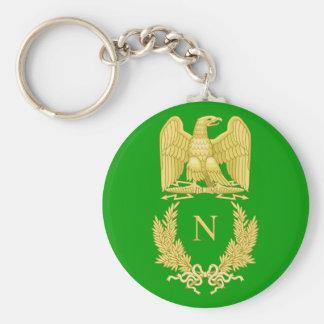 Imperial Napoleon I Keychain Emblem