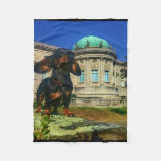Imperial Oscar Fleece Blanket