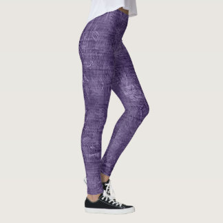 Imperial Palace Oil Painting Leggings