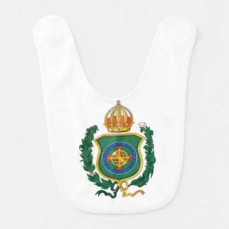 Imperial Personalized Bib