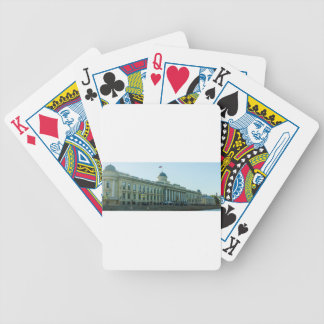 Imperial School of Jurisprudence Bicycle Playing Cards