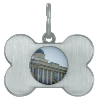 Imperial School of Jurisprudence Pet Tag