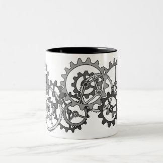 Impossible gears mug