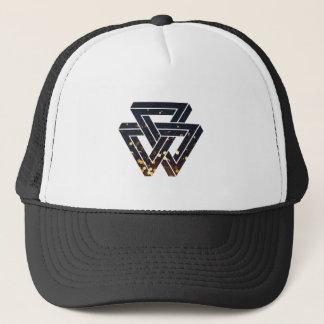 Impossible Solar Geometry 1 Trucker Hat