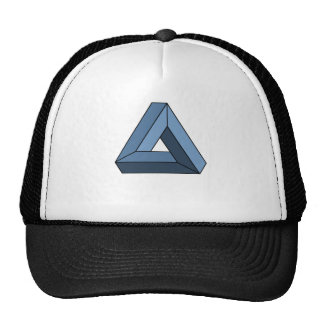 Impossible Triangle Mesh Hat