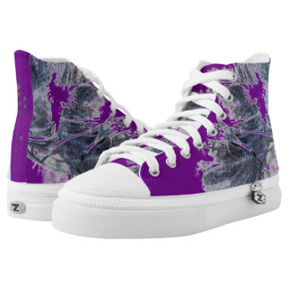 Impossibly Beautiful High Tops