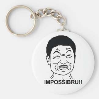 Impossibru Key Ring