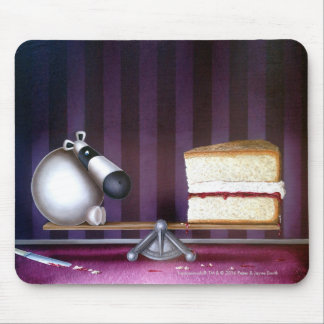 Impossimal© - 'A Balanced Diet' Mouse Pad