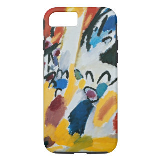 Impression III (Concert) by Wassily Kandinsky iPhone 7 Case