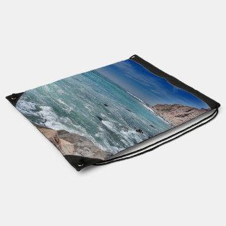 Impression Ocean 1 Drawstring Bag