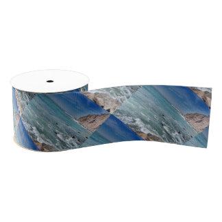 Impression Ocean 1 Grosgrain Ribbon