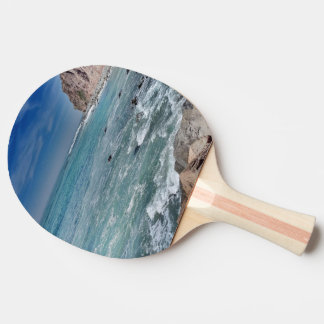 Impression Ocean 1 Ping Pong Paddle