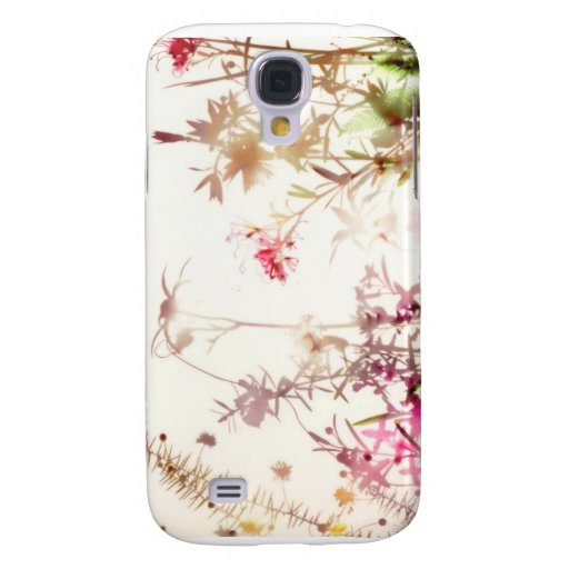 Impression of Australian Wildflowers 3G iPhone Cas Samsung Galaxy S4 Cover