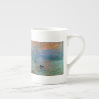 Impression Sunrise by Claude Monet Tea Cup