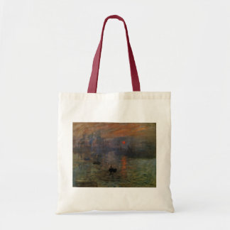 Impression Sunrise by Claude Monet, Vintage Art