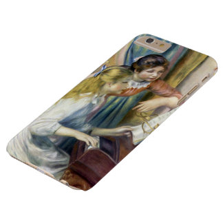 Impressionism Art, Young Girls at Piano by Renoir Barely There iPhone 6 Plus Case