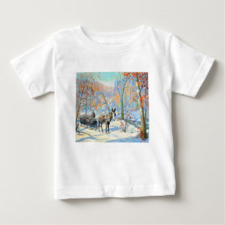 Impressionism | Fall Harvest Baby T-Shirt