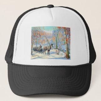 Impressionism | Fall Harvest Trucker Hat