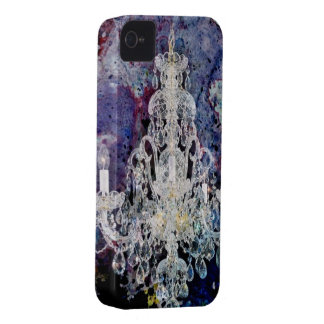 impressionism watercolor Edwardian Chandelier iPhone 4 Case-Mate Cases